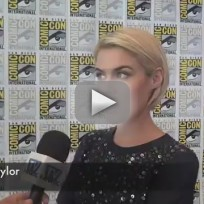 Rachael Taylor Comic-Con Interview
