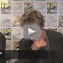 Kevin Bacon Comic-Con Interview