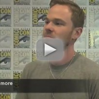 Shawn Ashmore Comic-Con Interview