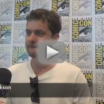 Joshua Jackson Comic-Con Interview