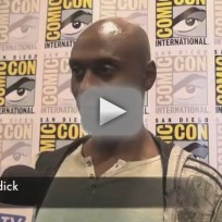 Lance Reddick Comic-Con Interview