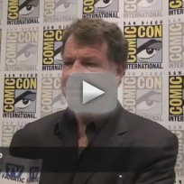 John noble comic con interview