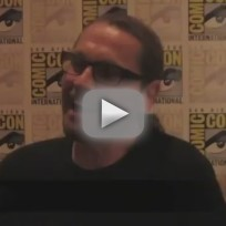 Kurt Sutter Comic-Con Interview