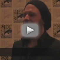Ryan Hurst Comic-Con Interview