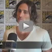 Brad Falchuk Comic-Con Interview