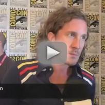 Ian Brennan Comic-Con Interview