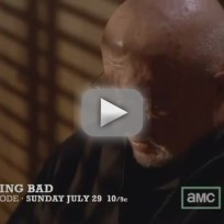 Breaking Bad Clip: It's What Mike Does...