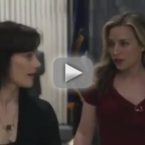 Covert affairs clip annie vs lena