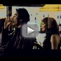 Damon Salvatore Footage: Blame It on the Alcohol