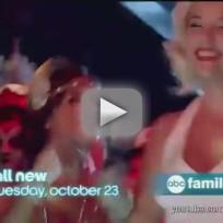 Pretty Little Liars Halloween Preview