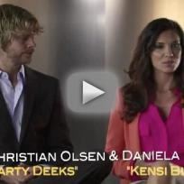 NCIS: Los Angeles Season 4 Preview: Eric Christian Olsen & Daniela Ruah