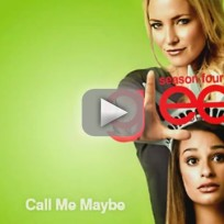 "Glee Cast - ""Call Me Maybe"""