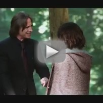 Once Upon a Time Clip: Belle and Rumplestiltskin