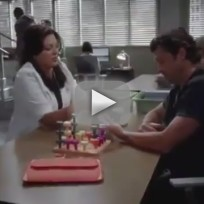 Grey's Anatomy 'Remember the Time' Clip - Fingers Crossed