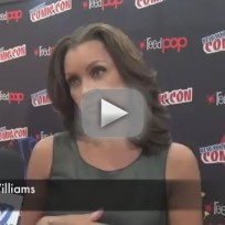 Vanessa Williams NYCC Interview