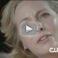 Vampire Diaries Teaser: Being a Vampire...