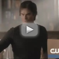 The vampire diaries clip not in a fight