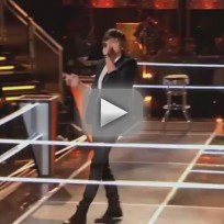 Joe kirkland vs bryan keith the voice knockout round
