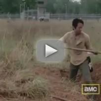 The Walking Dead Clip: Comforting Glenn
