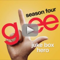 "Glee Cast - ""Juke Box Hero"""