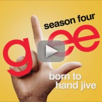 "Glee Cast - ""Born to Hand Jive"""