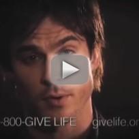 The Vampire Diaries PSA