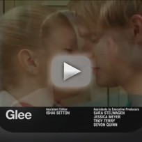 Glee promo swan song