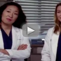 Greys anatomy love turns you upside down promo