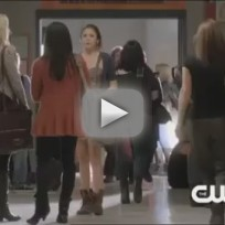 The Vampire Diaries Clip: Is Elena Okay?
