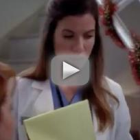 Grey's Anatomy 'Run, Baby, Run' Clip - Somewhere Warm?