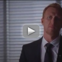 Grey's Anatomy 'Run, Baby, Run' Clip - Owen and Cristina