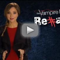 "Vampire Diaries Rehash: ""O Come, All Ye Faithful"""