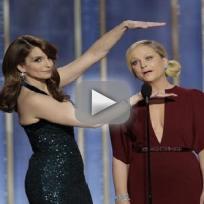 Golden Globes Monologue