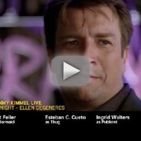 Castle promo death gone crazy
