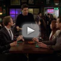 "How I Met Your Mother Clip: ""Ring Up"""