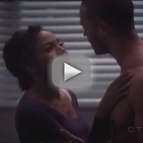 Grey's Anatomy 'Walking on a Dream' Clip - Jackson & Stephanie