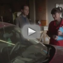 NCIS 'Hit and Run' Clip - The Crash