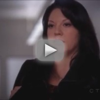 Grey's Anatomy 'The Face of Change' Clip - Callie and Richard