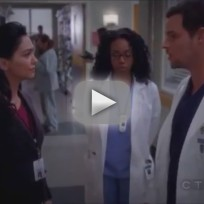Grey's Anatomy 'The Face of Change' Clip - Alex and Jackson