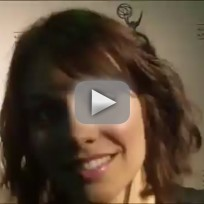 Lauren Cohan Exclusive