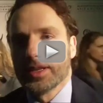 Andrew Lincoln Exclusive