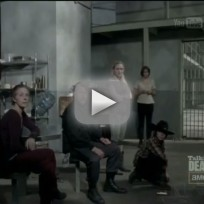 The Walking Dead Clip: He's Coming!