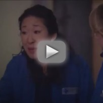 Grey's Anatomy 'Hard Bargain' Clip - Meredith and Cristina