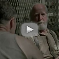 The walking dead clip musings from merle