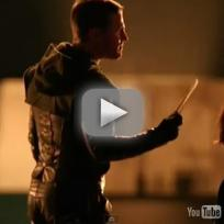 Arrow Promo: Look Who's Back!