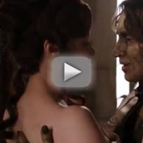 Once Upon a Time Clip: Look Who is Kissing Cora