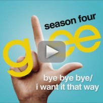 Glee Mash-Up: Boy Bands Collide!