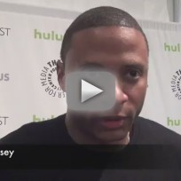 David Ramsey PaleyFest Interview
