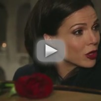 Once Upon a Time Clip: Burying Her Mother