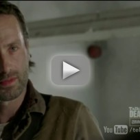 The walking dead clip cold as ice